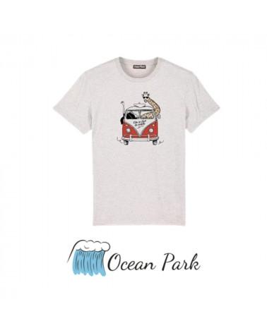 T-Shirt Van Ocean Park, shop New Surf à Dinan, Bretagne