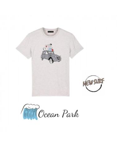 T-Shirt Louis Ocean Park, shop New Surf à Dinan, Bretagne