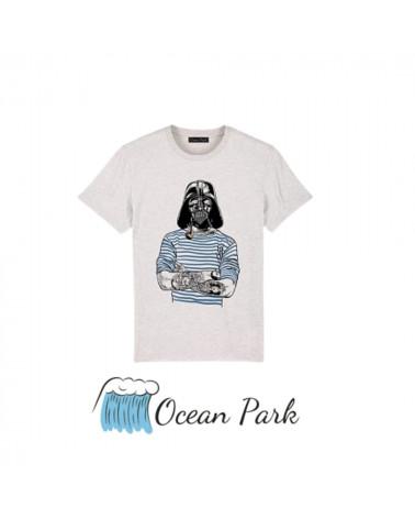 T-Shirt Le tatoué Dark Vador Ocean Park, shop New Surf à Dinan, Bretagne