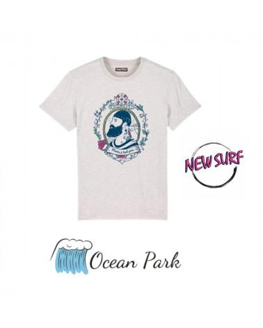 T-Shirt Le Docker Ocean Park, shop New Surf à Dinan, Bretagne