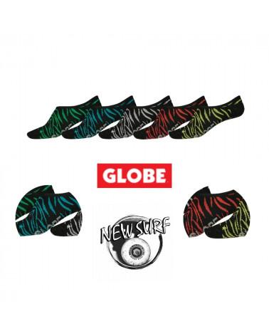 Lot de 5 paires de chaussettes 71419025 Globe, shop New Surf à Dinan, Bretagne