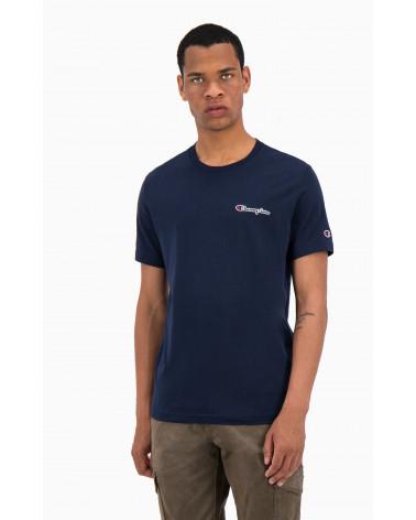 T-shirt Rochester 1919 Champion à petit logo en satin brodé