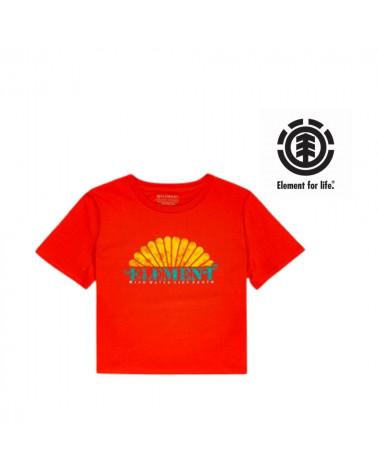 T-Shirt Debut Crop Element, shop New Surf à Dinan, Bretagne