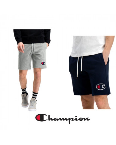 Short en molleton Logo C Champion, shop New Surf à Dinan, Bretagne
