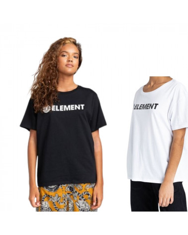 T-Shirt Logo Element, shop New Surf à Dinan, Bretagne