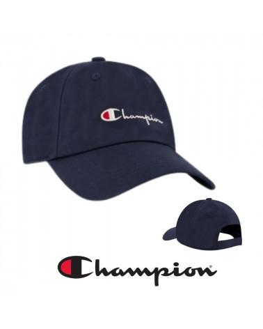 Casquette logo brodé Champion, shop New Surf à Dinan, Bretagne