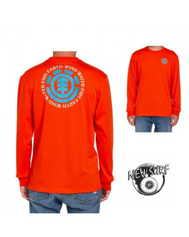 T-Shirt manches longues The Seal Element, shop New Surf à Dinan, Bretagne