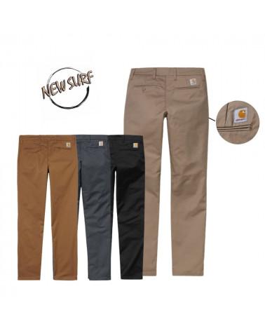 Pantalon Sid Carhartt, shop New Surf à Dinan, Bretagne