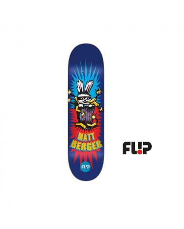 "Board Berger Tin Toys Flip 8,25"",  pro model de Matt Berger, shop New Surf à Dinan, Bretagne"