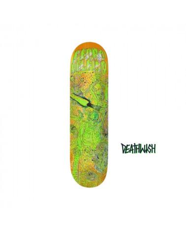 """Board Deathwish Dystopia 8,5"""", Pedro Delfino Pro Model, shop New Surf à Dinan, Bretagne"""