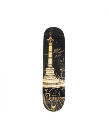Board de skate Bastille Trigger - Collection Christophe Sampaïo, shop New Surf à Dinan, Bretagne