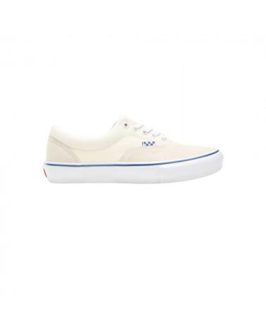 Chaussures Skate Era Vans, Couleur Off White/blue, shop New Surf à Dinan, Bretagne