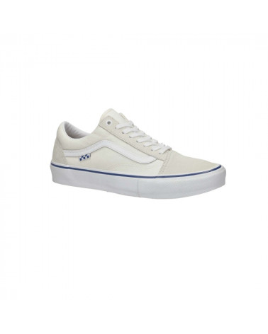 Chaussures Skate Old Skool Vans, couleur Off White, shop New Surf à Dinan, Bretagne