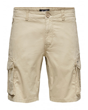 Short Cargo Mike Only and Sons, shop New Surf à Dinan, Bretagne