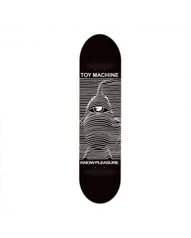 """Planche de skateboard Toy Machine Division 8"""", shop New Surf à Dinan, Bretagne"""