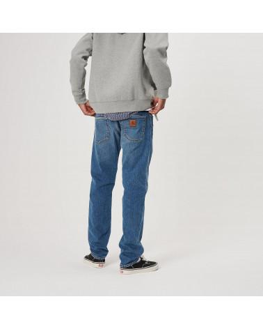 Pantalon Jean Klondike Carhartt, shop New Surf à Dinan, Bretagne