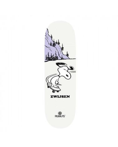 "Board Peanuts Snoopy 8,125"" Element, shop New Surf à Dinan, Bretagne"