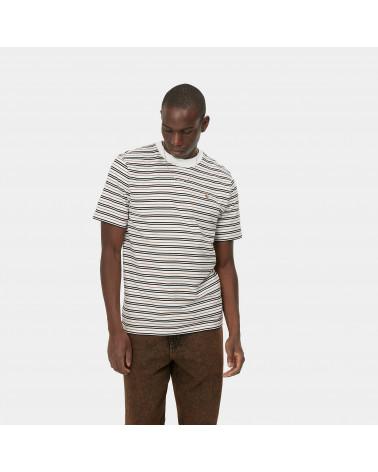 T-Shirt Akron Carhartt, shop New Surf à Dinan, Bretagne