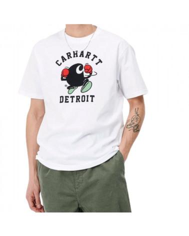 T-Shirt Boxing Carhartt, shop New Surf à Dinan, Bretagne