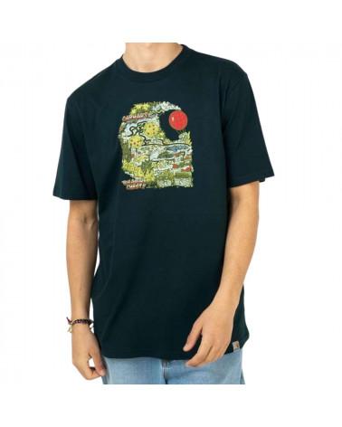 T-Shirt Treasure Carhartt, shop New Surf à Dinan, Bretagne