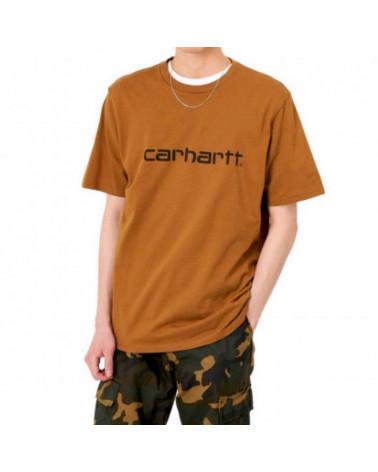 T-Shirt Script Carhartt, shop New Surf à Dinan, Bretagne