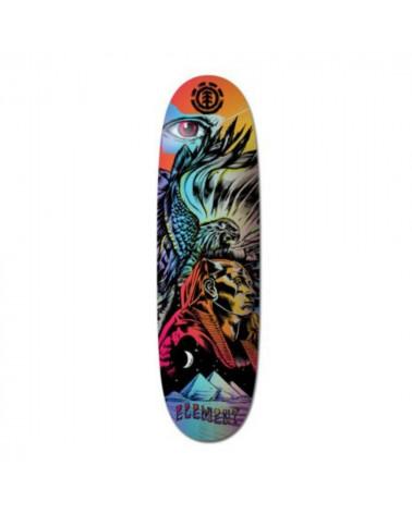 "Board Lamour Pharaoh 9"" Element, shop New Surf à Dinan, Bretagne"