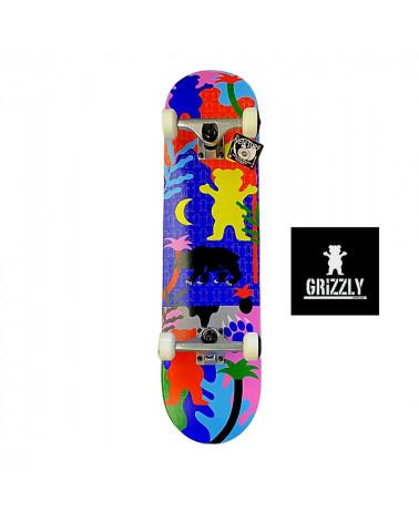 """Board Complète Grizzly 7,75"""", shop New surf à Dinan, Bretagne"""