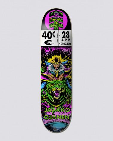 Planche de skate Cosmic Jaakko Johanen Element, shop New Surf à Dinan, Bretagne