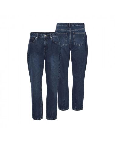 Pantalon jean Mom Isabel Noisy May, shop New Surf à Dinan, Bretagne