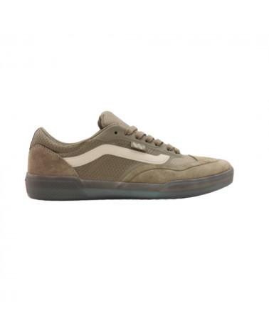 Chaussures AVE Pro Corvet Green Vans, shop New Surf à Dinan, Bretagne
