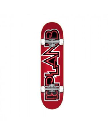 "Skateboard complet Plan B Bolt 7,75"", shop New Surf à Dinan, Bretagne"
