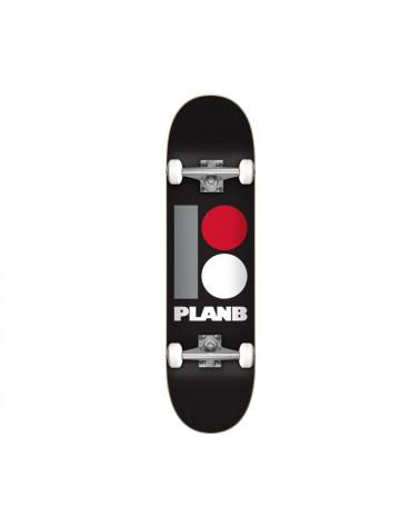"Skateboard complet Plan B original 8"", shop New surf à Dinan, Bretagne"