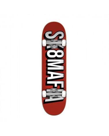 "Skateboard complet SK8Mafia Flix 7,75"", shop New Surf à Dinan, Bretagne"