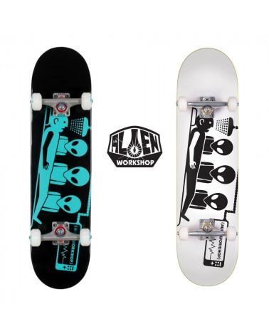"""Skateboard Alien Workshop Abduction 7,75"""" et 7,5"""", shop New Surf à Dinan, Bretagne"""