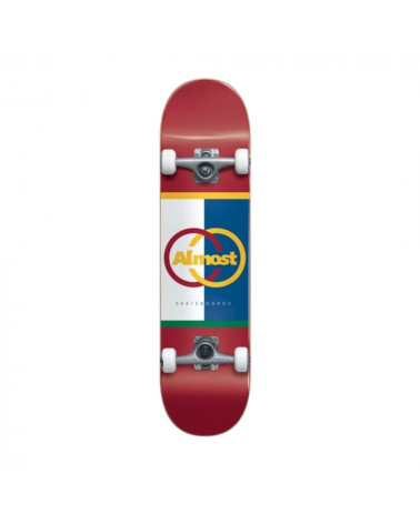 "Skateboard complet Almost Ivy League 8,125"", shop New Surf à Dinan, Bretagne"