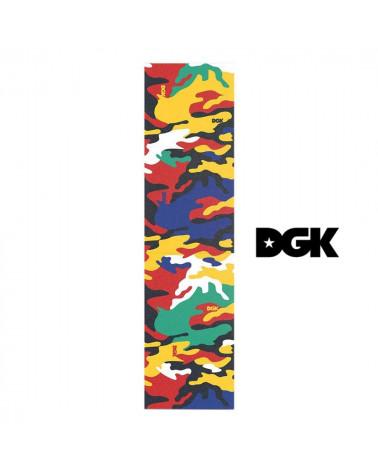 Grip DGK Général Camo Multicolor, shop new Surf à Dinan, Bretagne