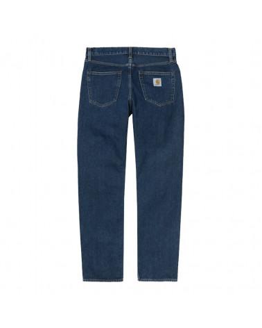 Pantalon Jean Pontiac Carhartt, vue de dos, shop New Surf à Dinan, Bretagne