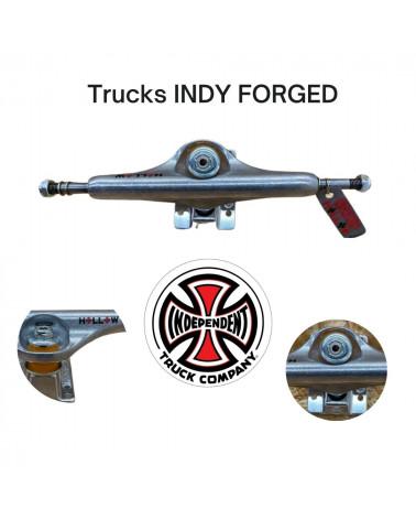 Truck Independent Forged, shop New Surf à Dinan, Bretagne