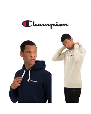 Sweat à capuche Rochester 1919 à logo brodé Champion, shop New Surf à Dinan